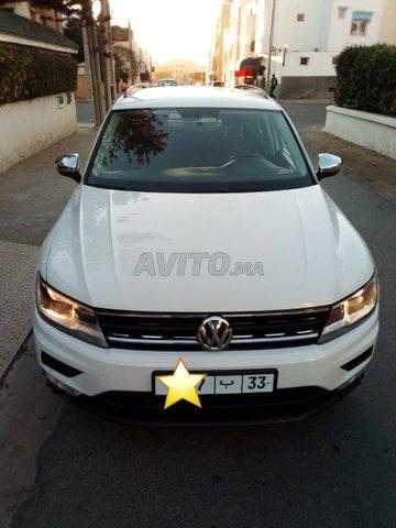 Voiture Volkswagen Tiguan 2017 à agadir  Diesel  - 8 chevaux