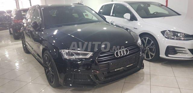 Voiture Audi A3 2020 à tétouan  Diesel