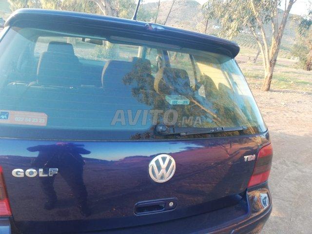 Voiture Volkswagen Golf 4 2002 à mohammedia  Diesel