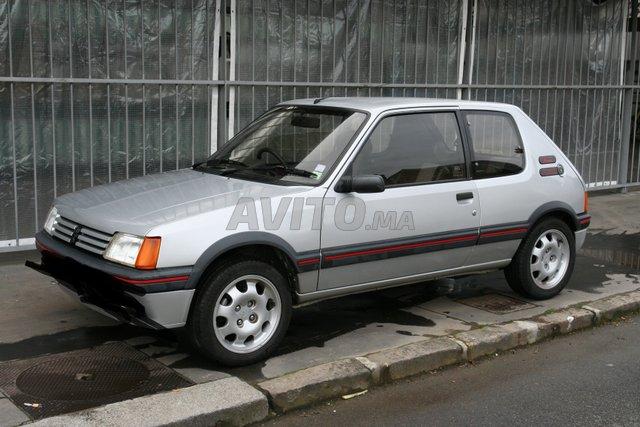Peugeot 205 -2019