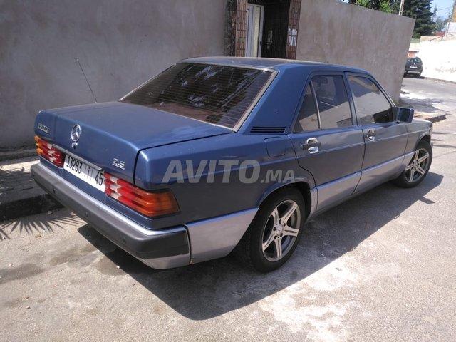 Voiture Mercedes benz R190 1990 à casablanca  Diesel