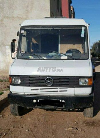 image_0 : Mercedes 509 -1993 région Nador