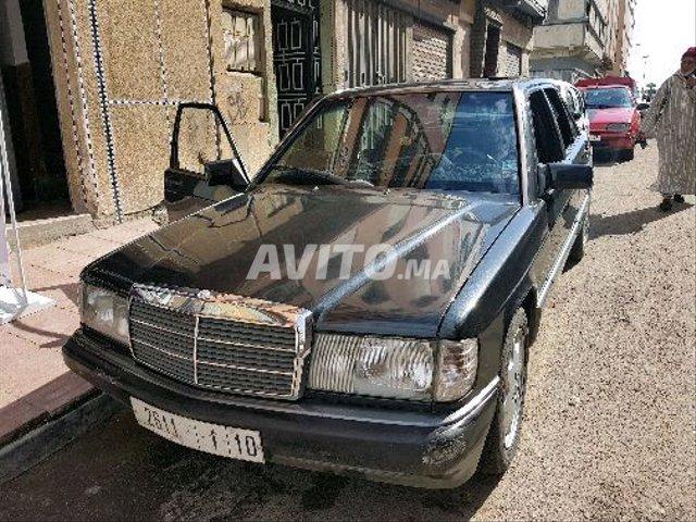 Voiture Mercedes benz R190 1993 à casablanca  Diesel