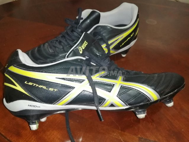 asics chaussure foot