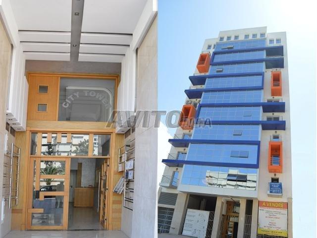 Bureau open space à vendre à casablanca dans bureaux et plateaux