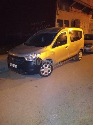 Voiture Dacia Dokker 2013 à casablanca  Diesel