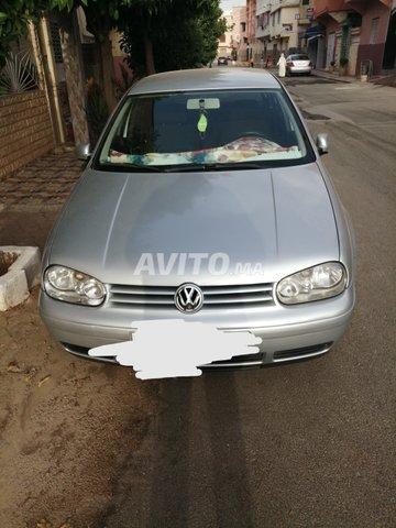Voiture Volkswagen Golf 4 2009 à meknès  Diesel