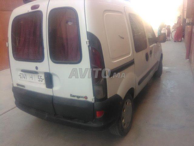 Voiture Renault Kangoo 2002 à fquih-ben-salah  Diesel  - 6 chevaux