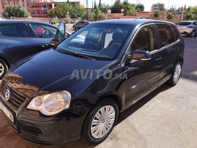 Voiture Volkswagen Polo 2009 à marrakech  Diesel