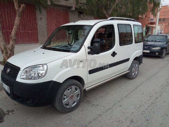 Voiture Fiat Doblo 2015 à errich  Diesel  - 5 chevaux