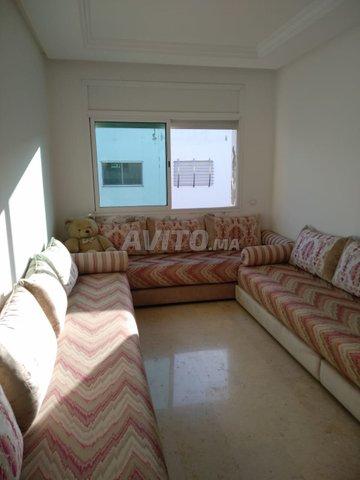 Salon moderne marocain complet (en très bon etat) à vendre à Rabat ...