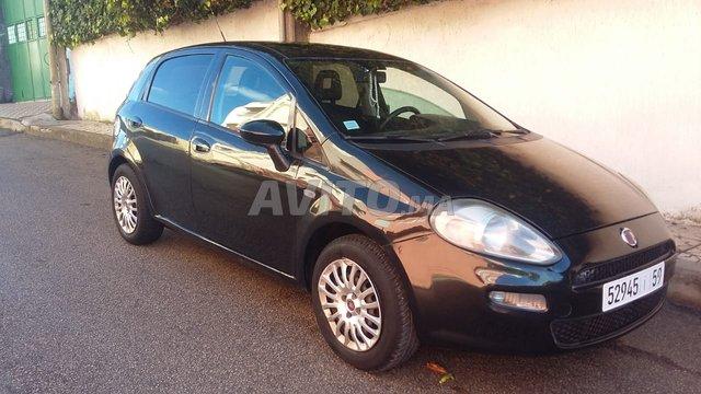 Voiture Fiat Punto 2013 à tanger  Essence  - 6 chevaux