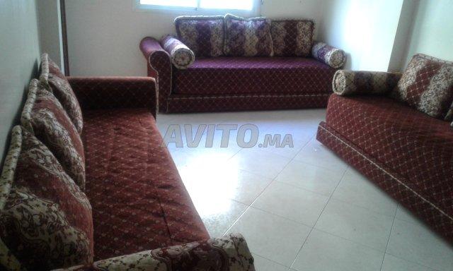 Salon marocain à vendre à Rabat dans Meubles et Décoration | Avito.ma