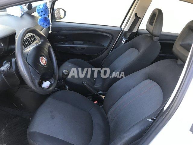 Voiture Fiat Punto 2015 à casablanca  Diesel