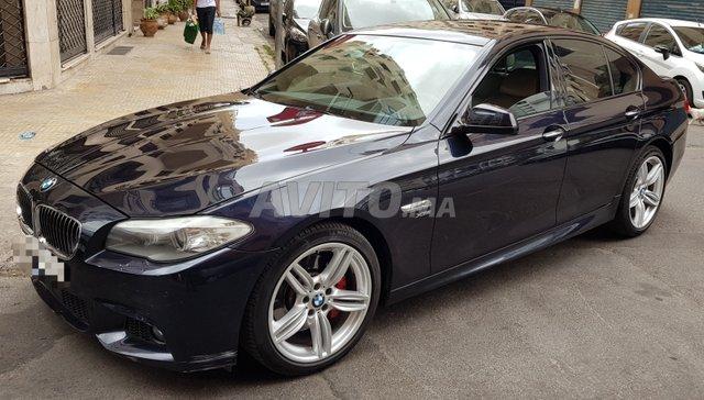 BMW Serie 530 D Diesel x drive pak M -2014