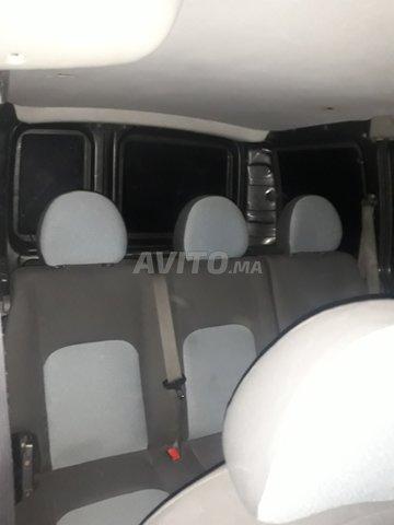 Voiture Fiat Doblo 2013 à tanger  Diesel