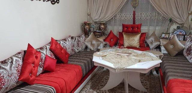 Salon marocaine moderne comme neuf à vendre à Casablanca dans ...