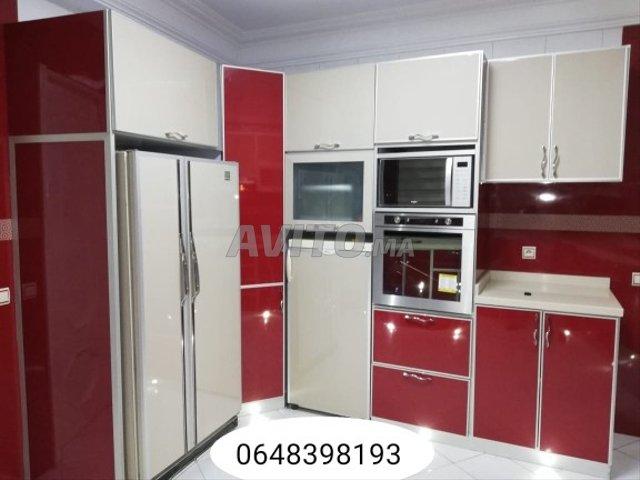 Cuisine Aluminium للبيع في الدار البيضاء في تجارة و أعمال تجارية