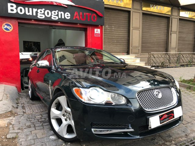 Jaguar Sovreign v8 super charged Essence -2010