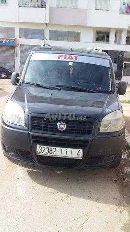 Voiture Fiat Doblo 2013 à fès  Diesel  - 7 chevaux
