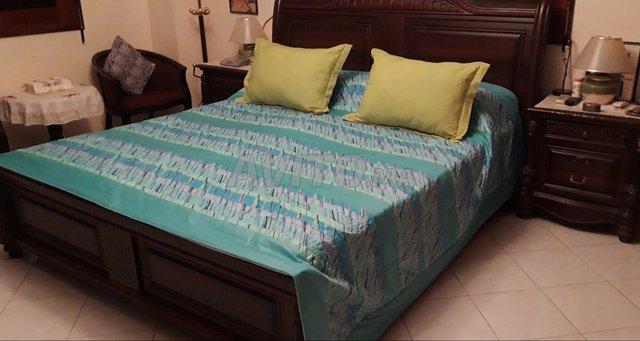 chambre à coucher king size complète avec matelas à vendre à Rabat ...