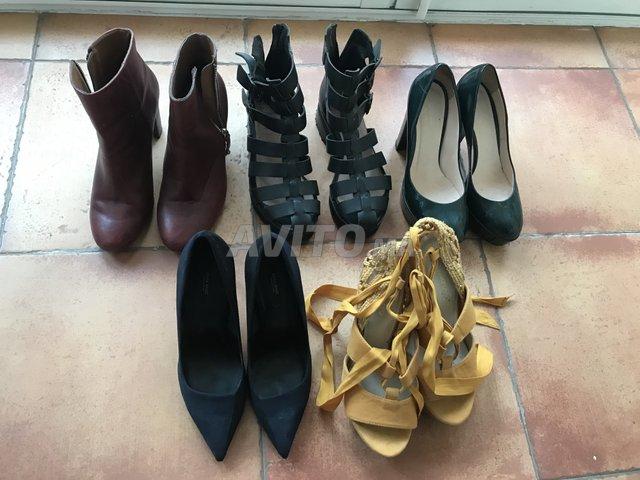 vendre à prix Chaussures petits T39 état femme à bon T38 et qvw4Oz1a