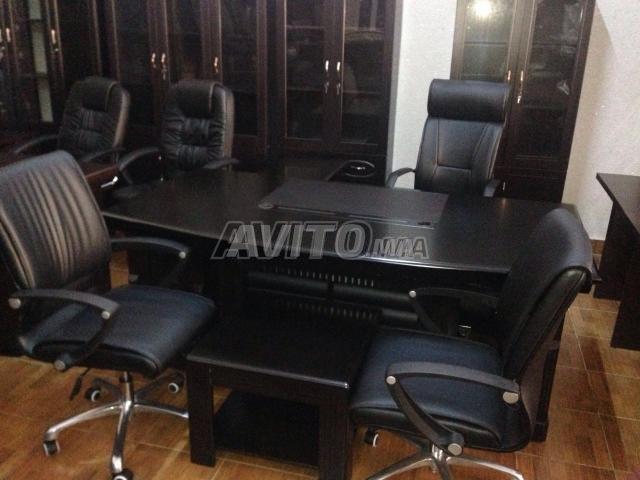 Bureau et chaise professionnel d import à vendre à rabat dans