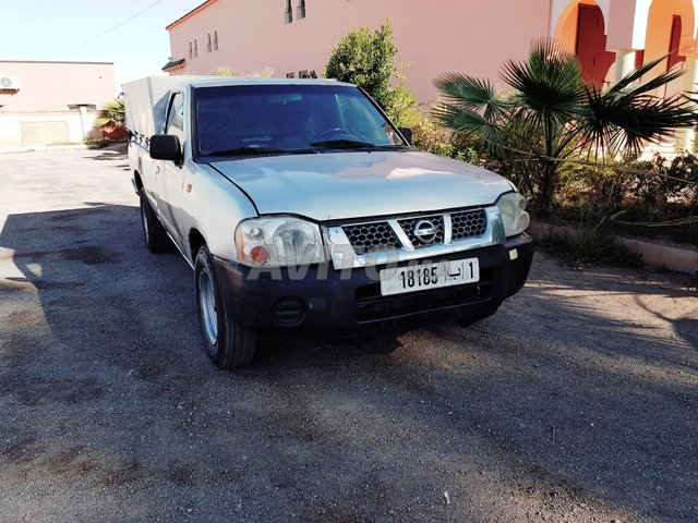 Voiture Nissan Pick up 2004 à el-kelaa-des-sraghna  Diesel  - 10 chevaux