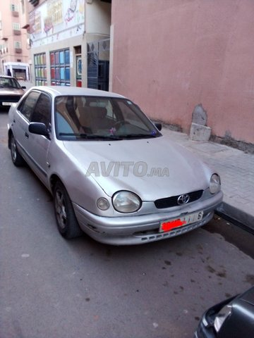 Voiture Toyota Corolla 1998 à marrakech  Diesel  - 8 chevaux