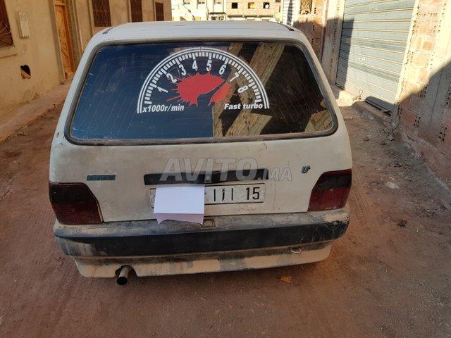 Voiture Fiat Uno 1994 à al-hoceima  Diesel