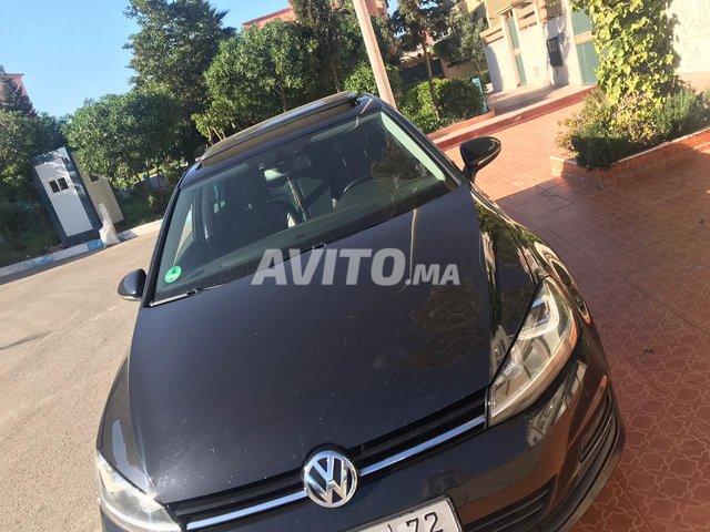 Voiture Volkswagen Golf 7 2013 à el-jadida  Diesel
