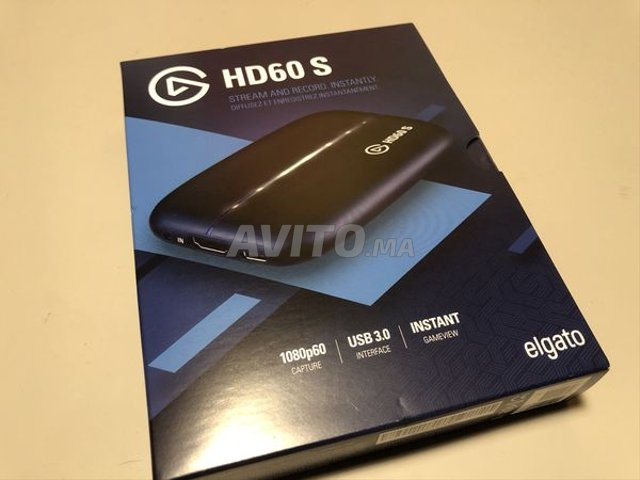 Elgato Game Capture HD60 S للبيع في الجديدة في اكسسوارات الكمبيوتر