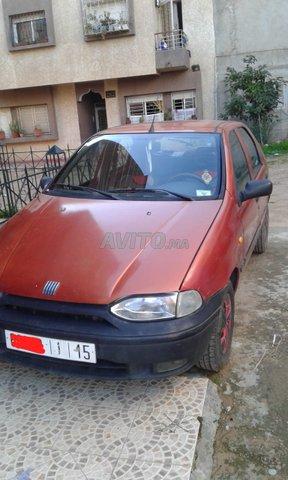 Voiture Fiat Palio 1999 à kénitra  Essence  - 6 chevaux