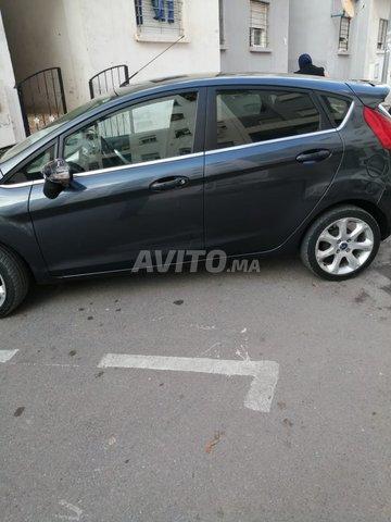 Voiture Ford Fiesta 2010 à casablanca  Diesel