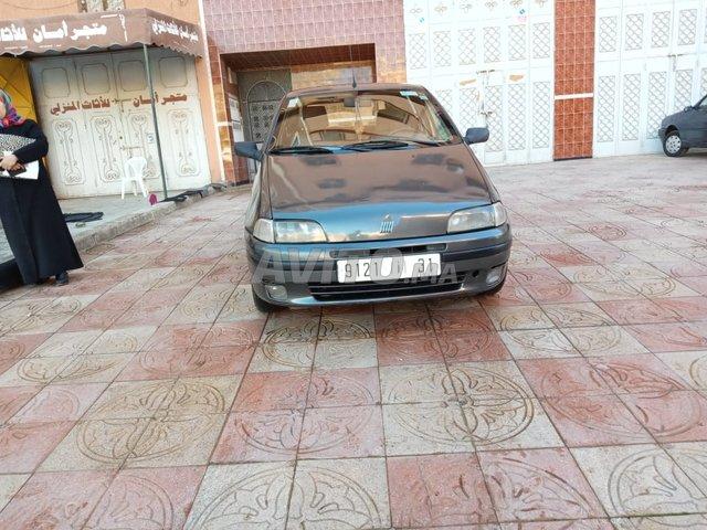 Voiture Fiat Punto 1996 à el-kelaa-des-sraghna  Diesel  - 7 chevaux