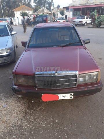 Voiture Mercedes benz R190 1986 à berrechid  Diesel  - 10 chevaux