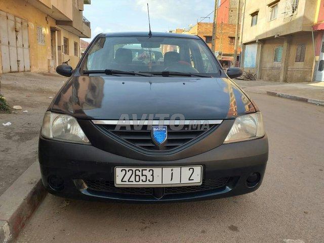Voiture Dacia Logan 2017 à salé  Diesel  - 7 chevaux