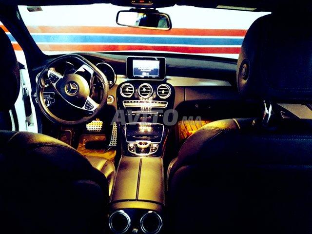Voiture Mercedes benz Classe c 2016 à kénitra  Diesel  - 9 chevaux