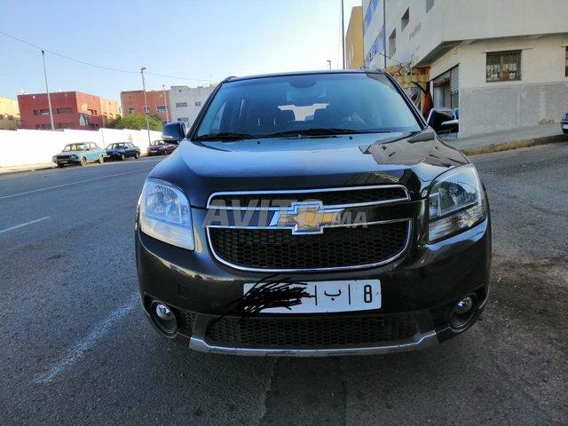 Voiture Chevrolet Alero 2014 à casablanca  Diesel