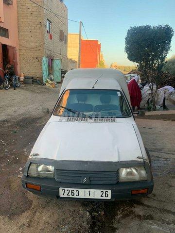 Voiture Citroen C15 2000 à marrakech  Diesel  - 6 chevaux