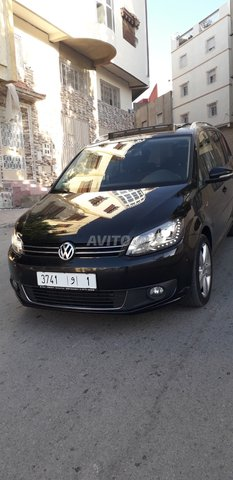Voiture Volkswagen Touran 2015 à tanger  Essence