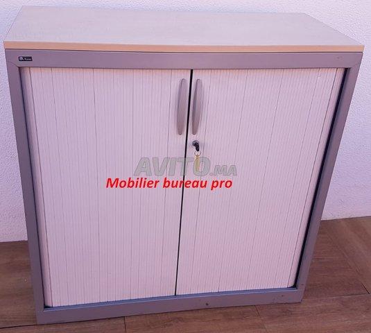 Armoire Metallique A Rideaux 100x101cm Pro Roneo A Vendre A