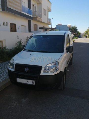 Voiture Fiat Doblo 2014 à sala-al-jadida  Diesel  - 5 chevaux