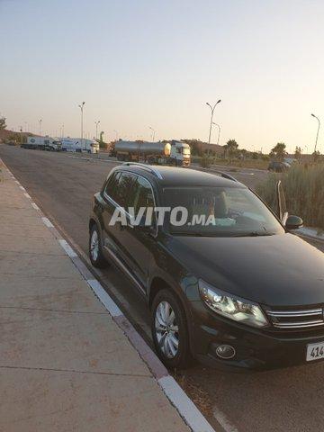 Voiture Volkswagen Tiguan 2012 à agadir  Diesel
