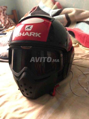 Casque Shark Raw à Vendre à Agadir Dans Motos Avitoma