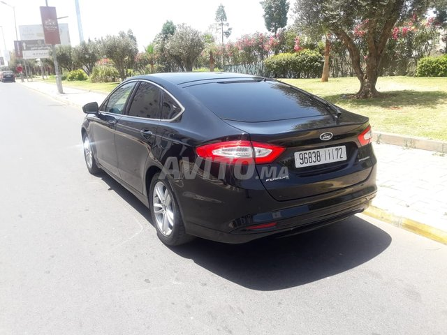 Ford Fusion Diesel titanium plus full -2016