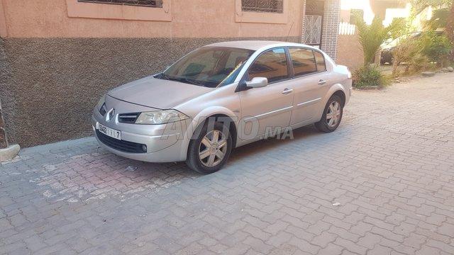 Voiture Renault Megane 2009 à marrakech  Diesel  - 6 chevaux