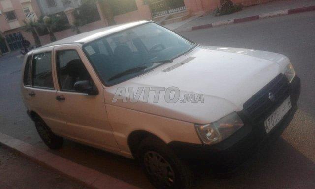 Voiture Fiat Uno 2007 à marrakech  Diesel  - 7 chevaux