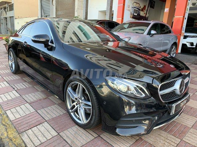 Voiture Mercedes benz Classe e 2018 à casablanca  Diesel