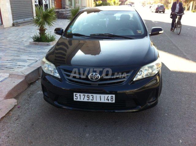 Voiture Toyota Corolla 2012 à oujda  Diesel  - 5 chevaux